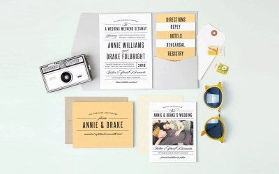 Wedding Day Details – How To Set The Bar Early With invitations & More