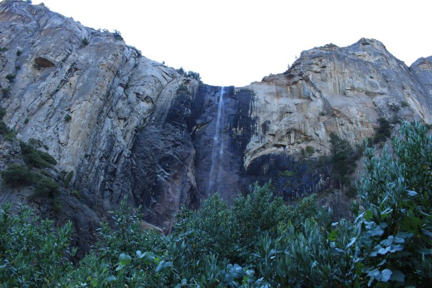 Bridevalle Falls