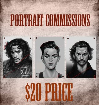 portrait_commissions_by_thesimplylexi-dapzuys