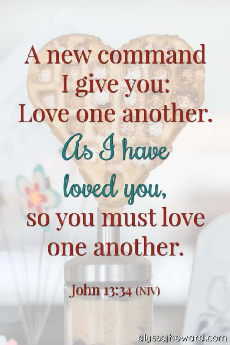 Love Defined: It's More than a Feeling | alyssajhoward.com