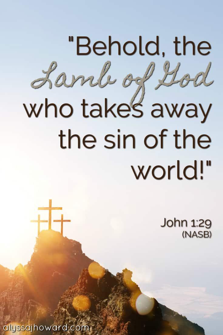 Let My People Go: Victory, the Cross, and Freedom in Jesus | alyssajhoward.com