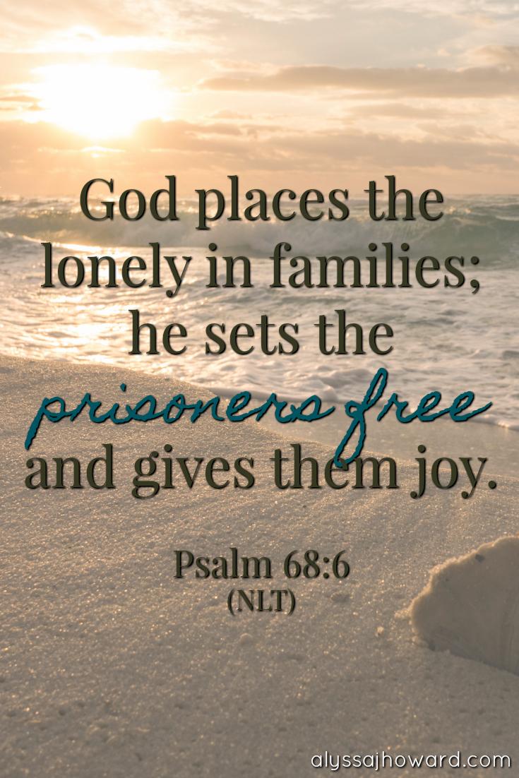 10 Bible Verses that Proclaim Your Freedom in Jesus | alyssajhoward.com