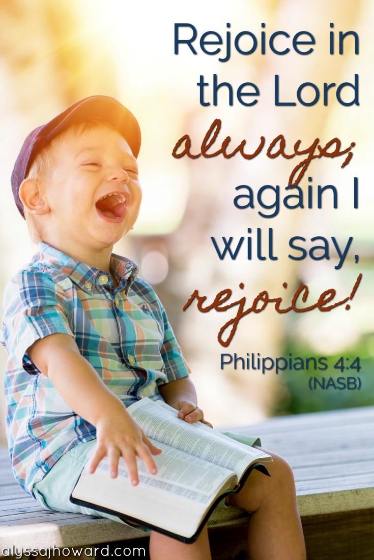 4 Keys to Enjoying Your Life the Way God Intended | alyssajhoward.com