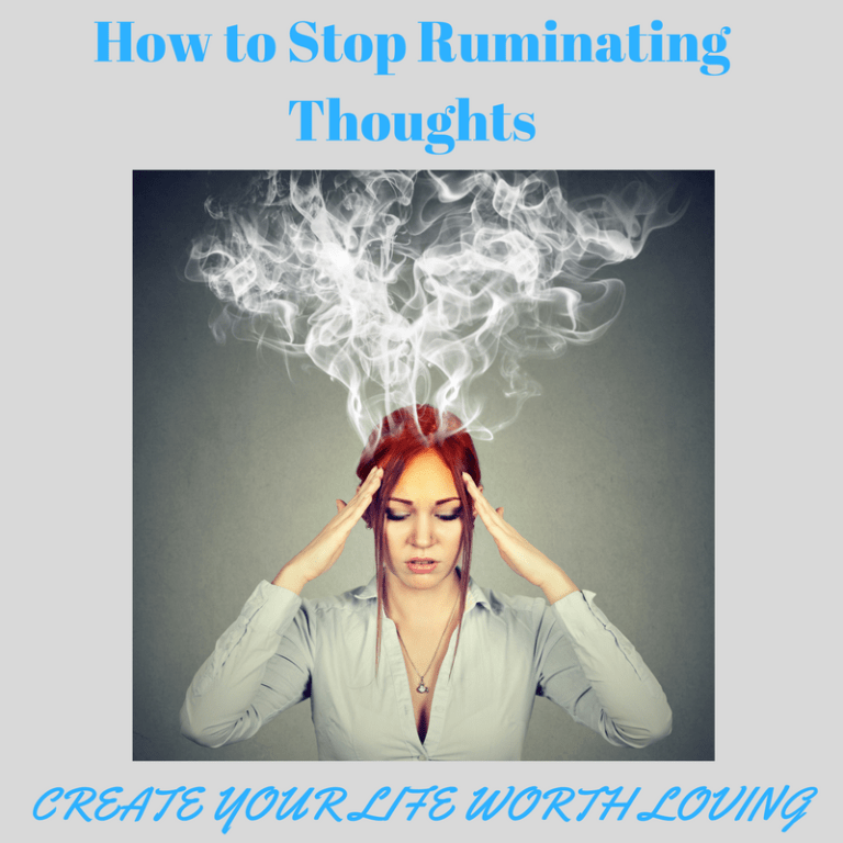 How To Stop Ruminating Thoughts