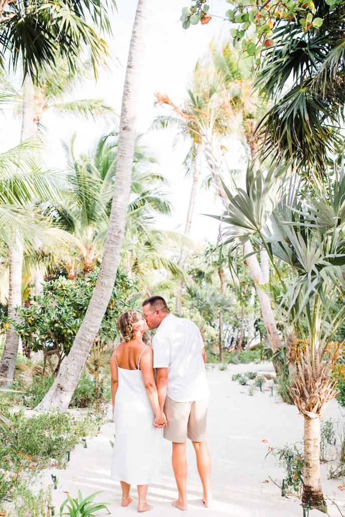 Florida Keys private estate microwedding