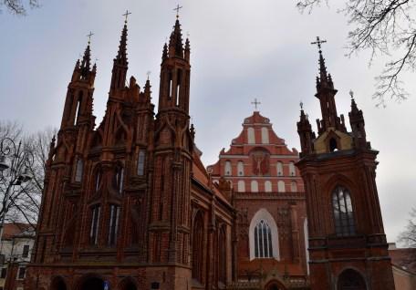St. Francis & St. Anne's churches