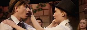 Matthew Duncan as Sebastian, me as Viola