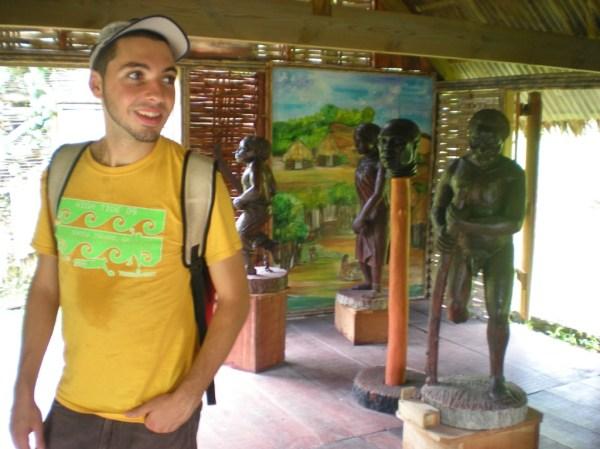 Savane des Esclaves, Martinique, Trois Ilets