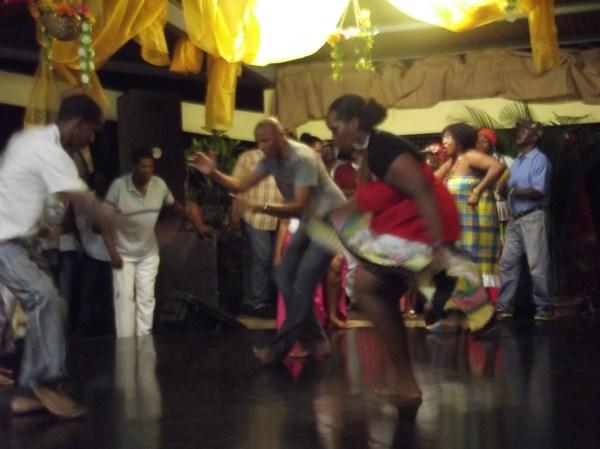dancing bele. la danse bele