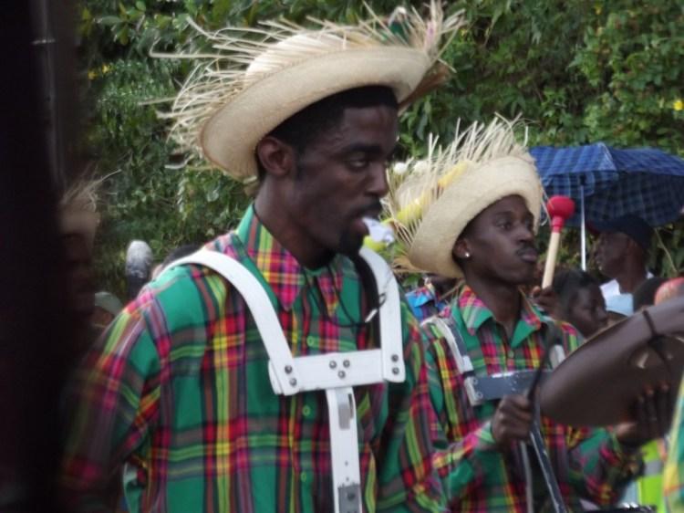 Groupe à pied, Le Robert, Carnaval