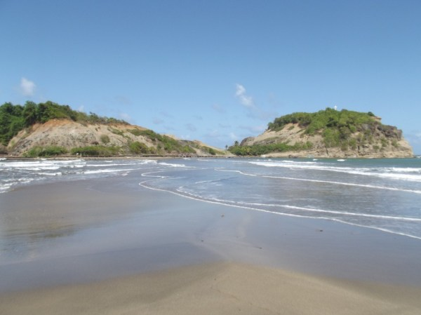 Tombolo, Sainte Marie, Martinique