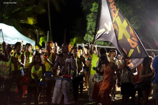 Vakband, Martizik, Martinique, Plage de Sainte Anne