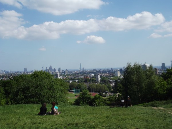 Parliament Hill, Hampstead Heath, London