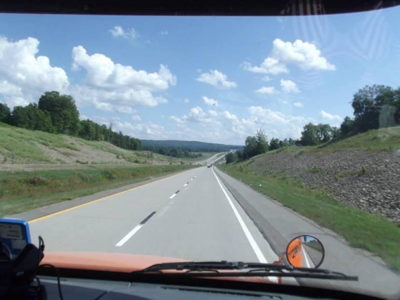 New York highway