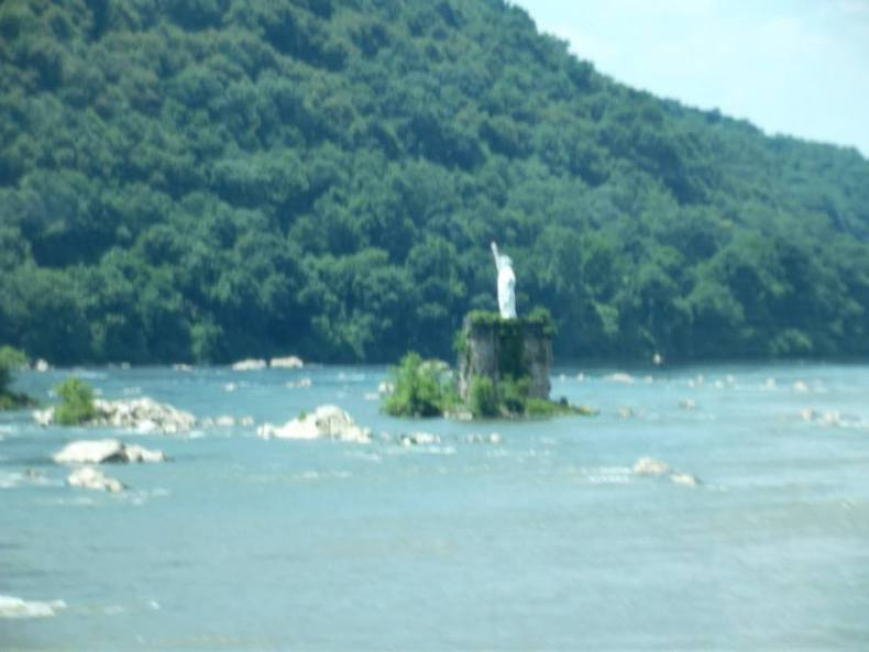 Statue of Liberty - Dauphin, Pennsylvania