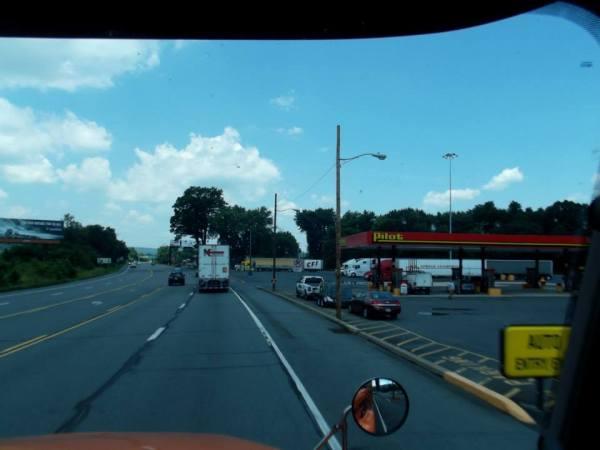 Pilot, US Highway 22