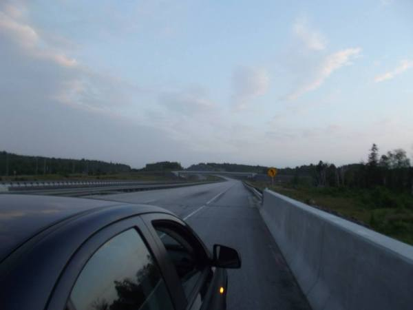 Road Trip, Trans-Canada Highway