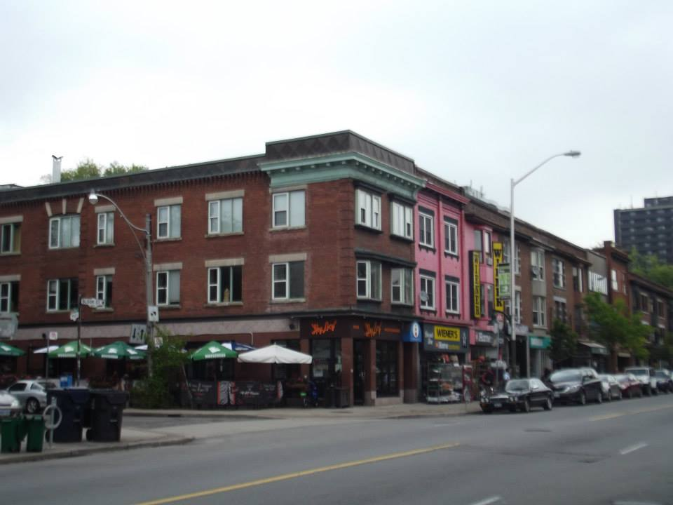 The Annex, Bloor Street, Toronto