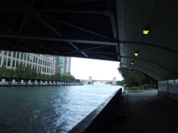 A 'trunnion bascule' bridge.