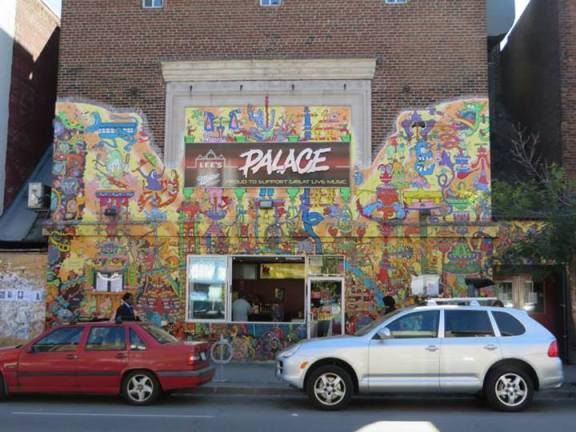 Lee's Palace on Bloor St - not just a place in Scott Pilgrim