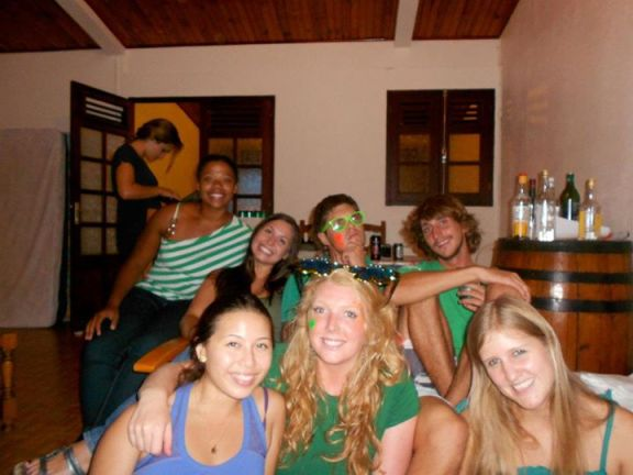 St. Paddy's Day 2012