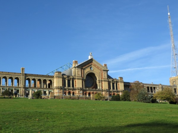 Alexandra Palace, London