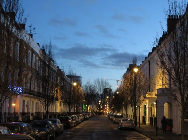 Homes in Pimlico