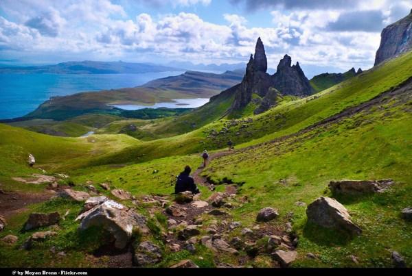 Landscape, Isle of Skye