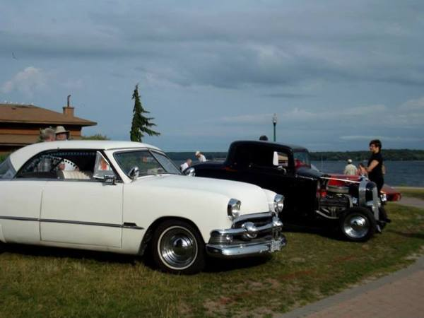 classic car show, barrie