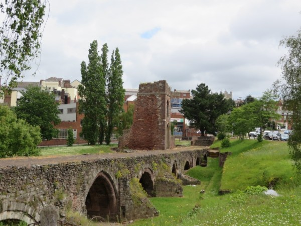 Ruin bridge, Exeter, things to do in Exeter