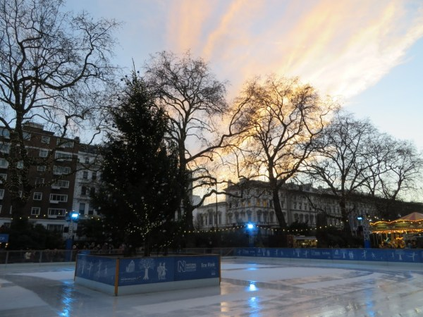 Ice Skating, Natural History Museum, things to do at Christmas in London