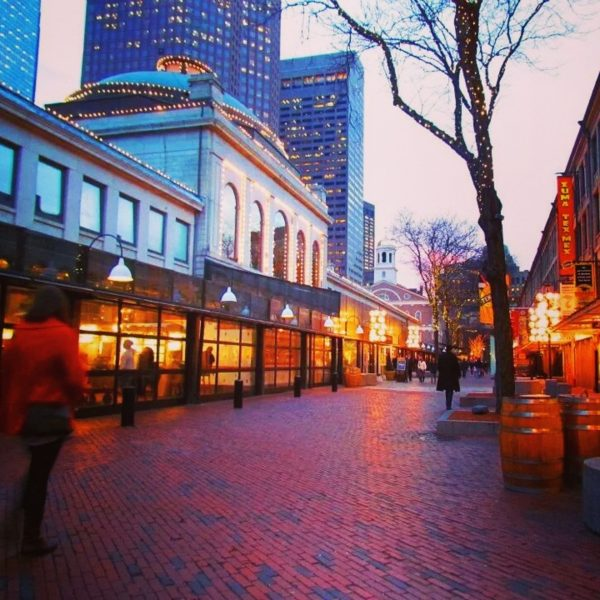 things to do in boston, summer in boston, faneuil hall