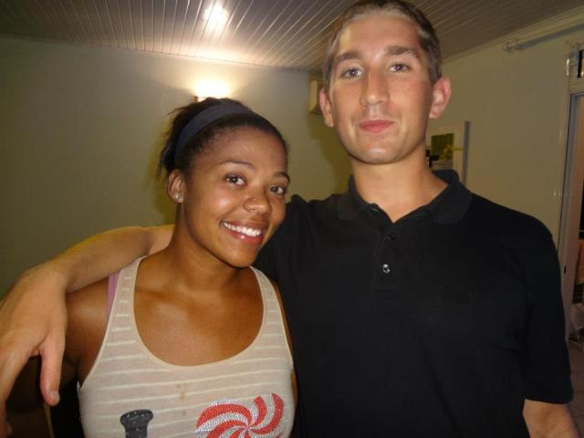 On this day in 2012, Tom refused to take me home and I was NOT HAPPY. Turns out he was 'keeping me busy' because my roommate organized a surprise birthday party for me! | Le Marin, Martinique - 2012