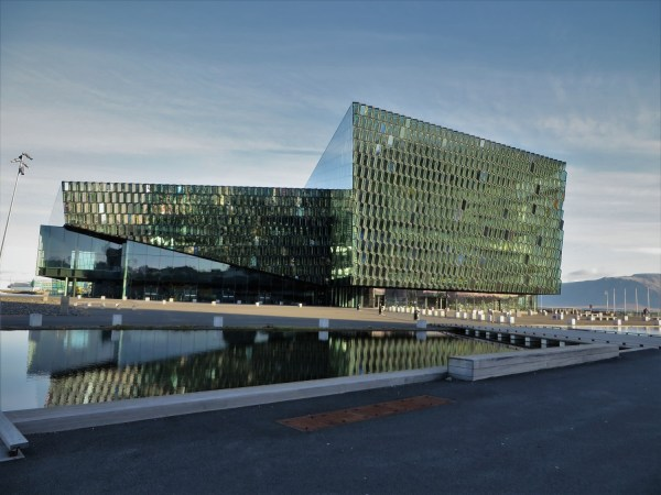 harpa concert hall, things to do on a short layover in iceland, iceland layover