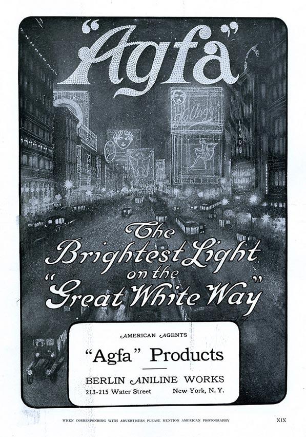 Agfa 1913 AD