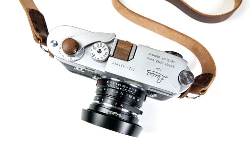 Artisan Obscura Shutter Button & Hot Shoe Cover