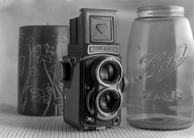 Rollei Baby Gray 4x4 - Photo Courtesy of Mike Novak