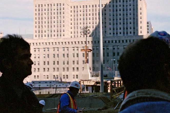9/11 site 2002