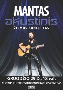 Manto koncertas @ AKKC | Alytus | Alytaus apskritis | Lietuva
