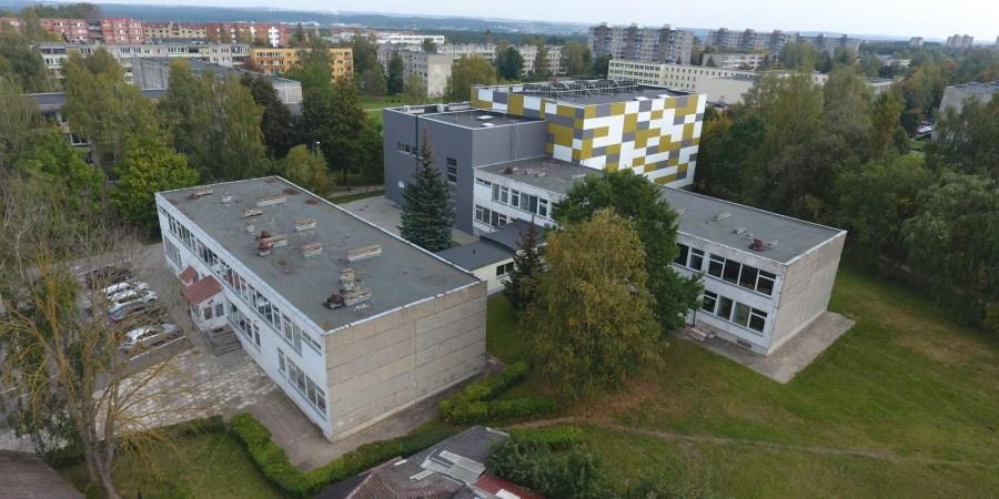 Suaugusiųjų ir jaunimo mokykla