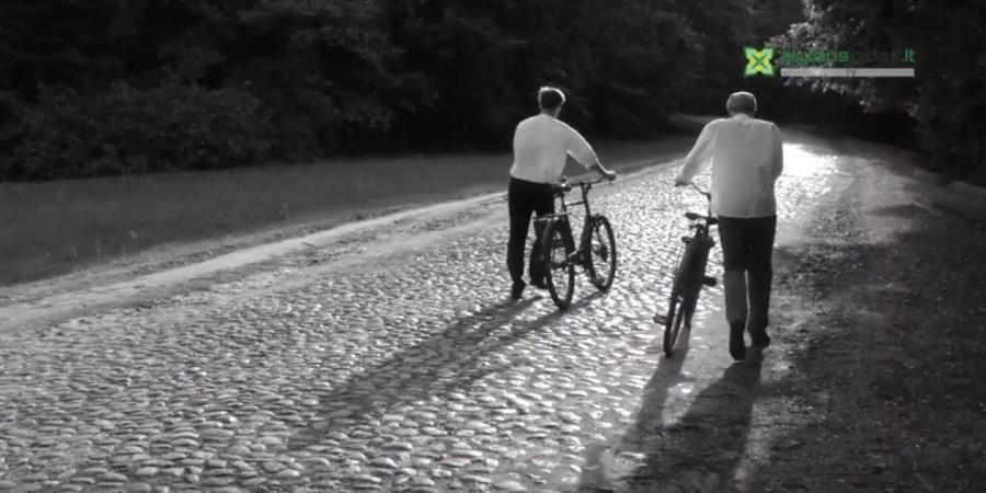 """Filmo """"Mokytojas. Adolfas Ramanauskas-Vanagas"""" kūrybos darbai vyko Bielėnų (Lazdijų r.) kaime, buvo filmuota ir Lazdijų krašto muziejuje, """"Žiburio"""" gimnazijoje, taip pat bunkeryje Varėnos rajono Kaščiūnų kaime"""