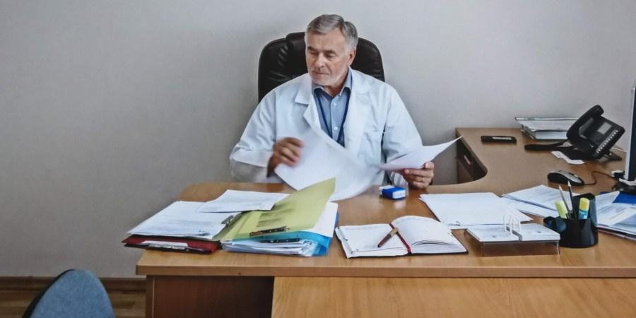 Alytaus apskrities S. Kudirkos ligoninės direktorius A. Vasiliauskas