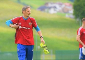 Vienas garsiausių iš Alytaus kilusių sportininkų G. Staučė tęs darbą Rusijos nacionalinės futbolo komandos trenerių štabe