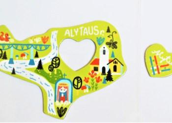 Alytaus miestas didžiuojasi aukščiausiu Lietuvoje pėsčiųjų ir dviračių tiltu (aukštis  38,1 m), Alytaus rajonas – iš Amerikos atplukdyta Kurnėnų mokykla ir stebuklingu Pivašiūnų Švč. mergelės Marijos paveikslu