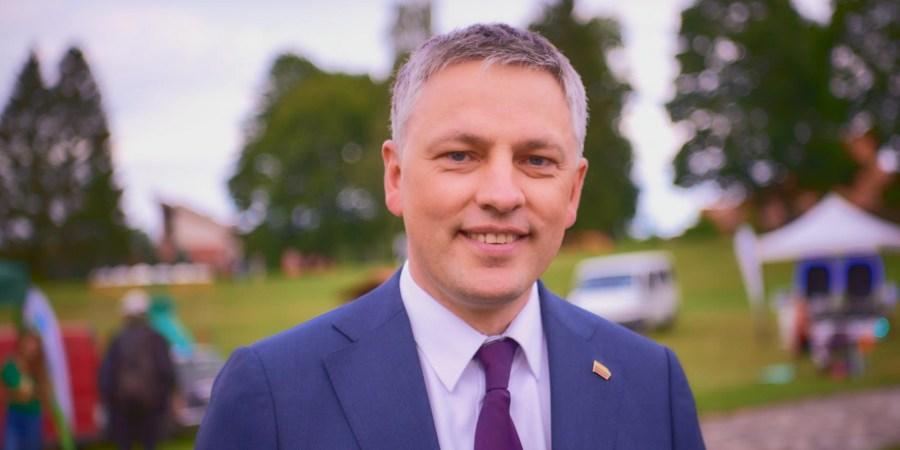 Alytiškių išrinktas seimūnas V. Bakas darbuosis Nacionalinio saugumo ir gynybos komitete