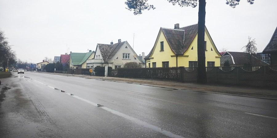 Ulonų gatvės rekonstrukcija užtruks 15 mėnesių