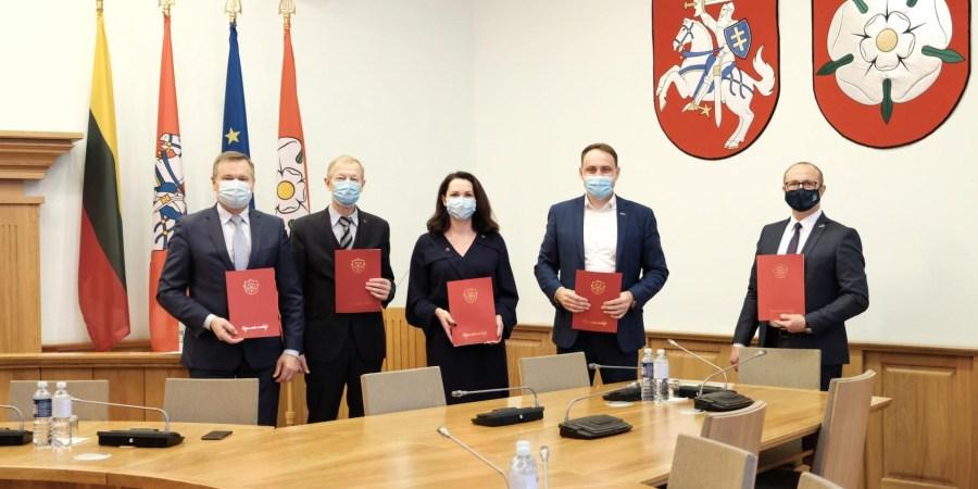 Regiono plėtros taryba (AMS nuotr.)