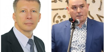 A. Jakimavičius ir  V. Valvonis