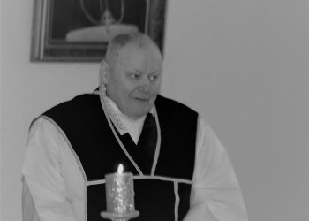 Kun. V. K. Sudavičius (1943 – 2021)