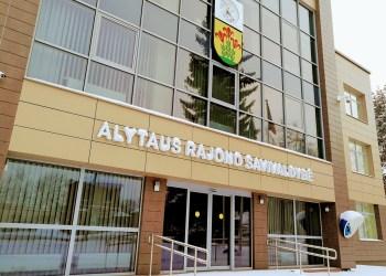 Alytaus rajono savivaldybės administracija. Alytausgidas.lt nuotr.